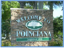 Poinciana sign