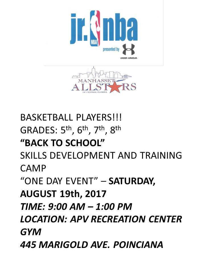 Sylvester basketball camp