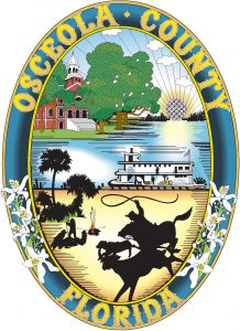 Osceola County Logo Vector Color