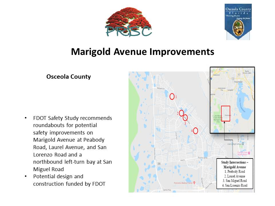 Marigold Ave Improvements