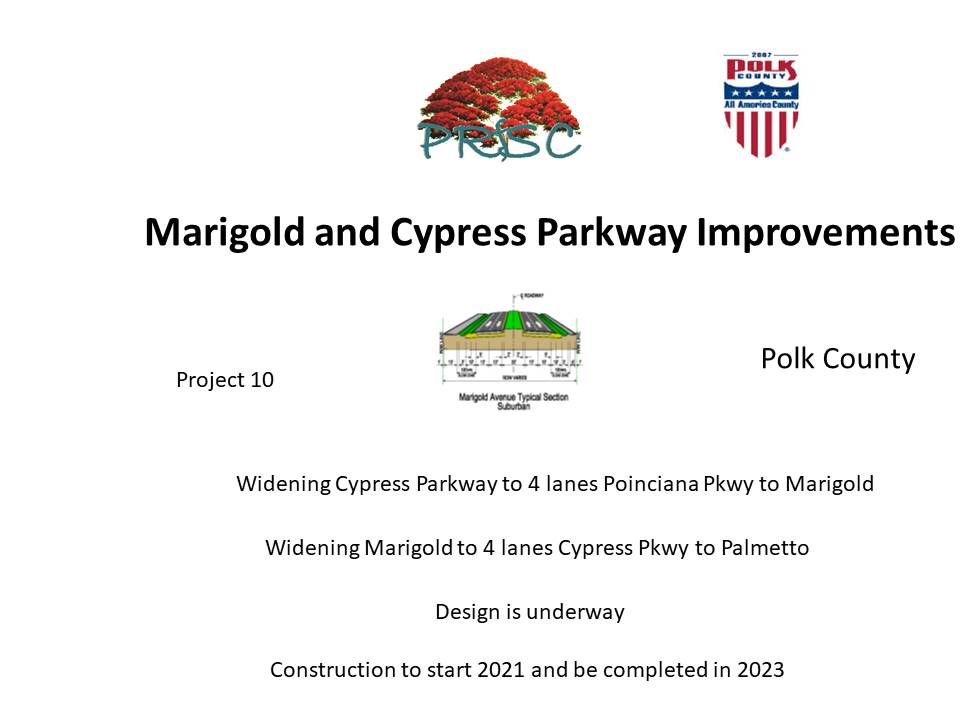 Marigold Cypress Parkway Improvements